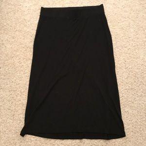 Dresses & Skirts - Black maxi skirt
